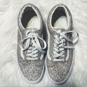 Vans Shoes - Glitter VANS.